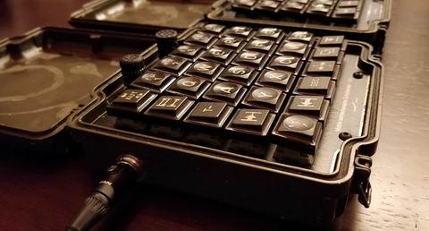 Tactical keyboard